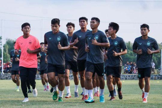Ian Andrew Gillian mulai pimpin latihan PSIS Semarang