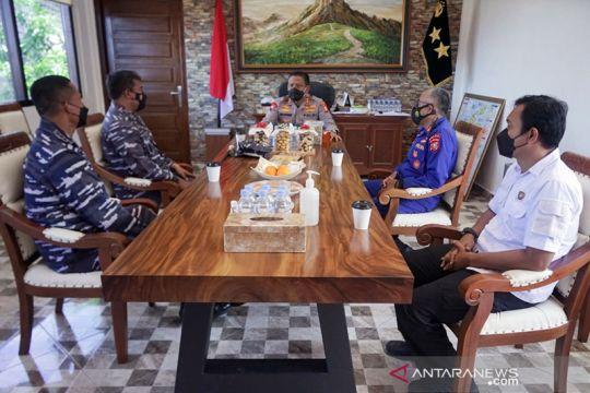 Polda Malut-Danlantamal Sorong tingkatkan capaian vaksinasi di pesisir