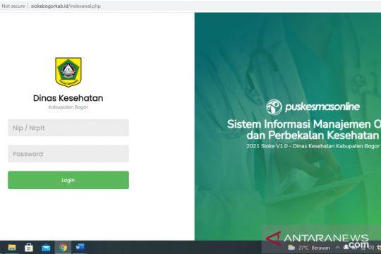 """Dinkes Bogor luncurkan inovasi """"Si Oke"""""""
