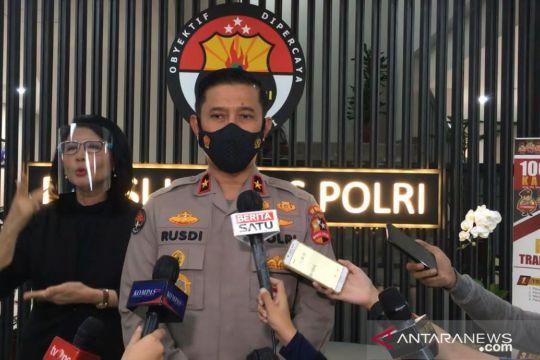 Polisi sebut Kece hanya minta maaf tidak mencabut laporan