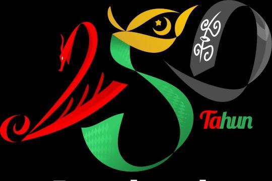 Logo 250 tahun Pontianak representasi keberagaman dan harmonisasi