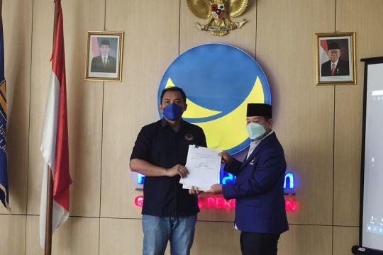Mantan Wali Kota Herman HN: Jiwa dan hati saya sama dengan NasDem