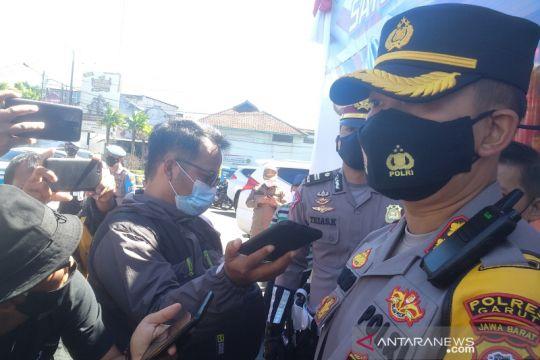 Polres Garut menyelidiki keterlibatan puluhan warga masuk NII