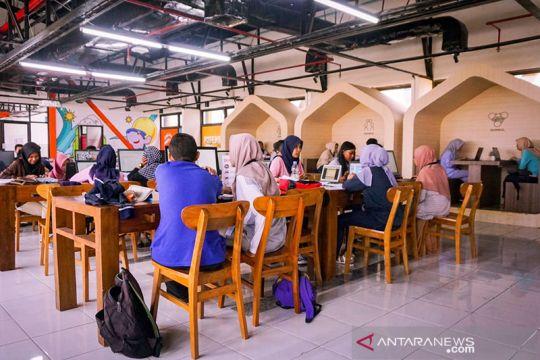 Koridor Coworking Space di Surabaya tambah ruang startup