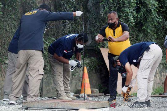 Puslabfor ambil sampel gas beracun yang menewaskan lima pekerja