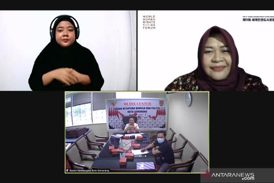 Kesbangpol Semarang sebut kolaborasi pentahelix dorong pembangunan