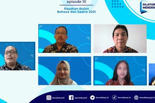 Kemendikbudristek kembali selenggarakan Bulan Bahasa dan Sastra