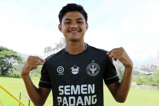 Semen Padang lepas Genta Alparedo ke Timnas U-23