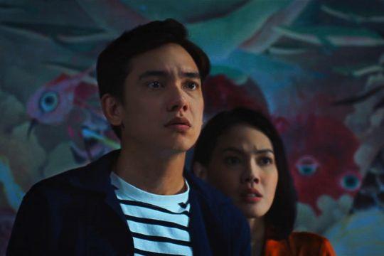 "Teaser ""Akhirat: A Love Story"" ungkap chemistry Adipati-Della Dartyan"