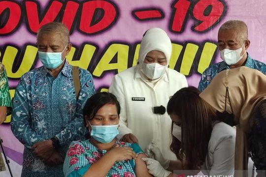 Capaian vaksinasi COVID-19 di Batam sudah 83 persen