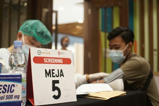 Perusahaan rintisan dukung percepatan vaksinasi COVID-19 masyarakat