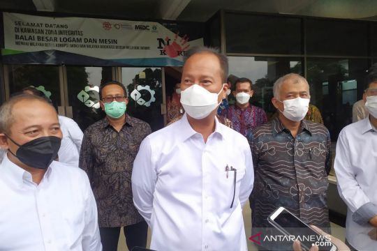 Menperin: Tidak ada alasan Indonesia impor alat pertanian