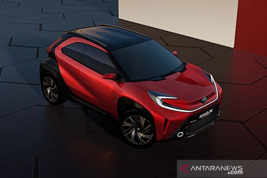 Toyota konfirmasi kehadiran All-New Aygo X