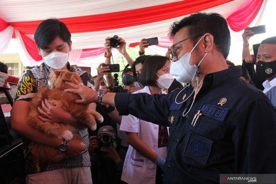 Peringatan Hari Rabies di Surabaya