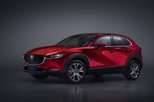 Mazda perluas lineup SUV, model baru rilis 2022