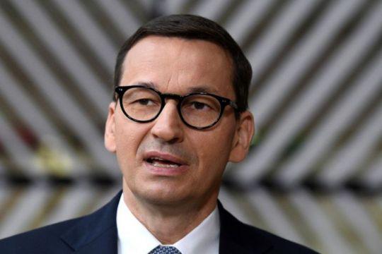 "Uni Eropa sebut Polandia ""bermain api"""
