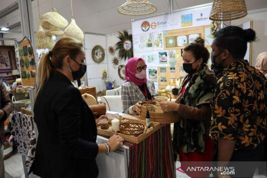Kerajinan tangan Indonesia dipamerkan di Turki