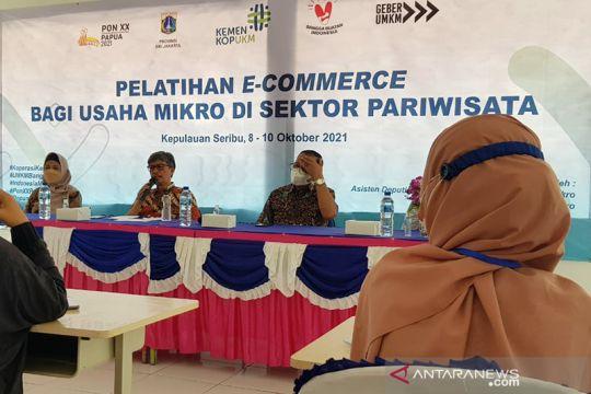 Kemenkop-UKM latih usaha mikro sektor pariwisata Pulau Tidung