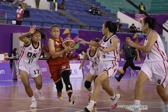 DKI Jakarta rebut medali perunggu bola basket putri PON Papua