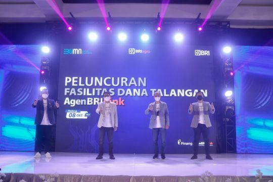 BRI luncurkan Pinang Paylater bantu Agen BRILink dapat fasilitas dana