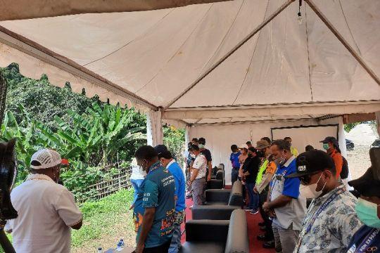 PB PON Papua turut berduka atas wafatnya dewan hakim paralayang