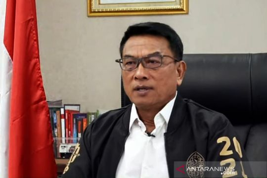 "Moeldoko: Piala Presiden Esport 2021 bangkitkan ""sport tourism"""