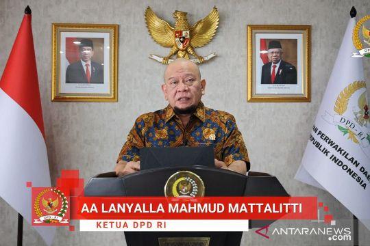 Ketua DPD RI apresiasi peran PJBN Serang dalam vaksinasi massal