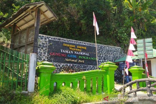 TNGGP tutup sementara pendakian dan obyek wisata