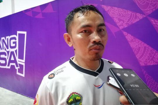 Pelatih bola tangan putra Jateng puji permainan tim tuan rumah