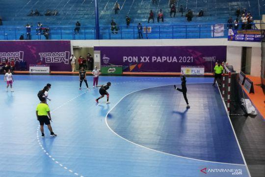 Tim bola tangan putri DKI Jakarta tekuk Jateng 22-16