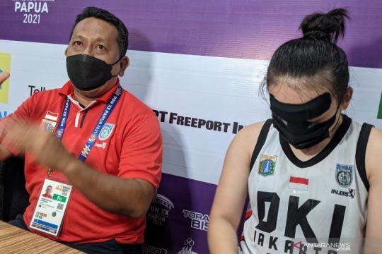 Basket putri DKI persembahkan perunggu untuk pemain positif COVID-19