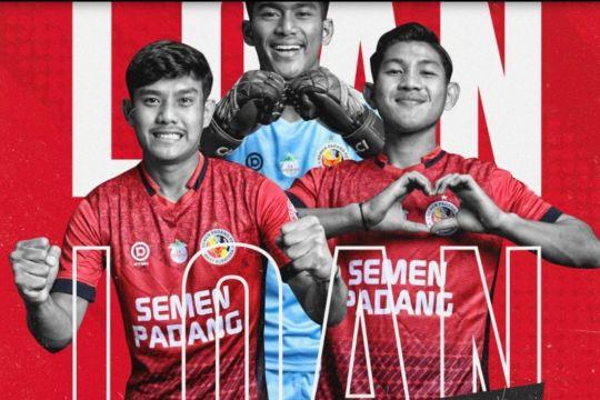 Semen Padang pinjamkan tiga pemain muda ke tim Liga 3 Sumut