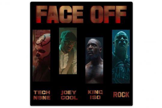 """Dwayne Johnson rilis debut rap dengan single """"Face Off"""""""
