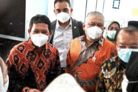 BPJS Kesehatan bersama Komisi IX DPR pantau puskesmas di Samarinda