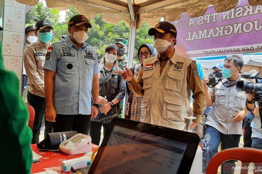 Dirjen Bina Pemdes apresiasi gerai vaksin di Pilkades Tangerang