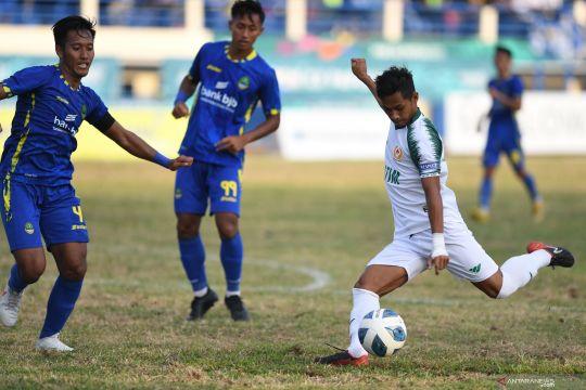 Jatim turunkan kekuatan terbaik pada semifinal sepak bola PON Papua
