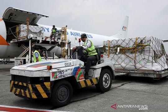 Indonesia datangkan 2.000.700 dosis vaksin Pfizer dalam bentuk jadi