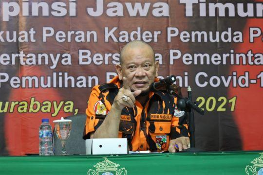 LaNyalla siapkan FGD amendemen konstitusi di MPC PP se-Jawa Timur