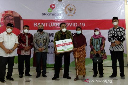 Anggota DPR RI salurkan bantuan COVID-19 bagi warga Bantul