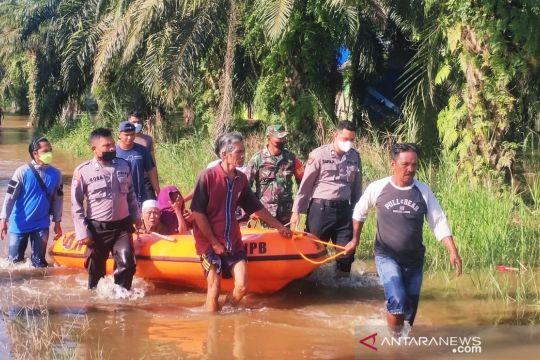 77 korban banjir di Kabupaten PPU telah mengungsi