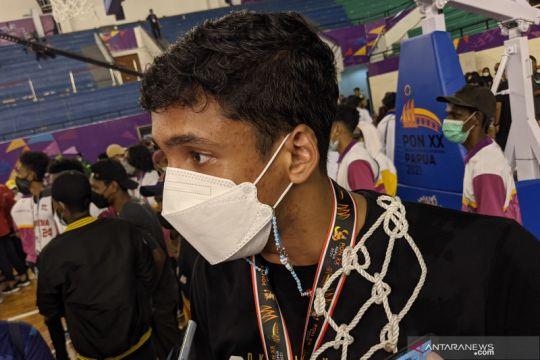 Ali Bagir bawa jaring ring basket MSC setelah DKI raih emas PON Papua