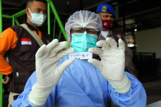 54 pasien COVID-19 di Riau sembuh