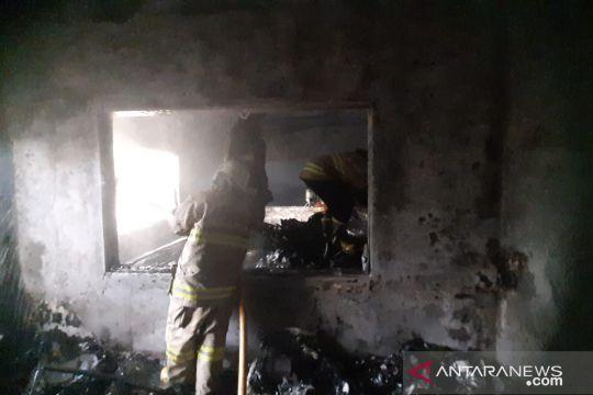 Kebakaran di RSAL Mintohardjo diduga karena arus pendek listrik