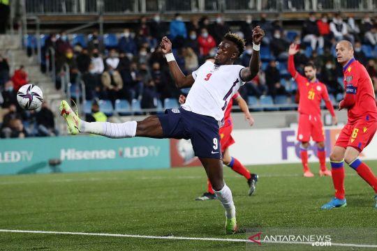 Kualifikasi UEFA: Inggris menang telak 5-0 lawan Andorra
