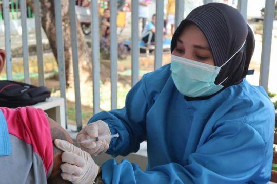 Vaksinasi COVID-19 di Lapas Anak Maros Sulsel capai 98,96 persen