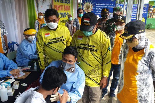 Gubernur Kalsel: Cepat habiskan stok vaksin