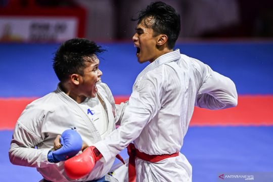 Jadwal karate PON Papua: enam emas diperebutkan pada hari kedua