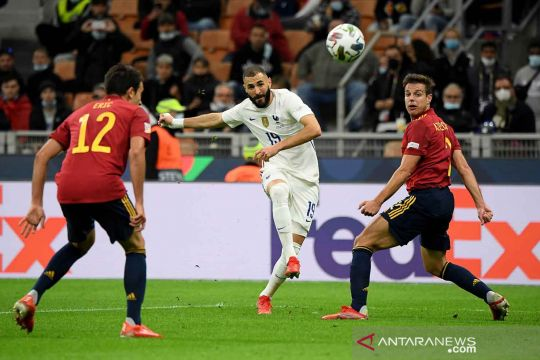 Luka Modric: Karim Benzema layak untuk dapatkan Ballon d'Or tahun ini