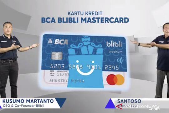 BCA dan Blibli kerja sama luncurkan kartu kredit