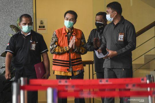 KPK perpanjang penahanan Azis Syamsuddin